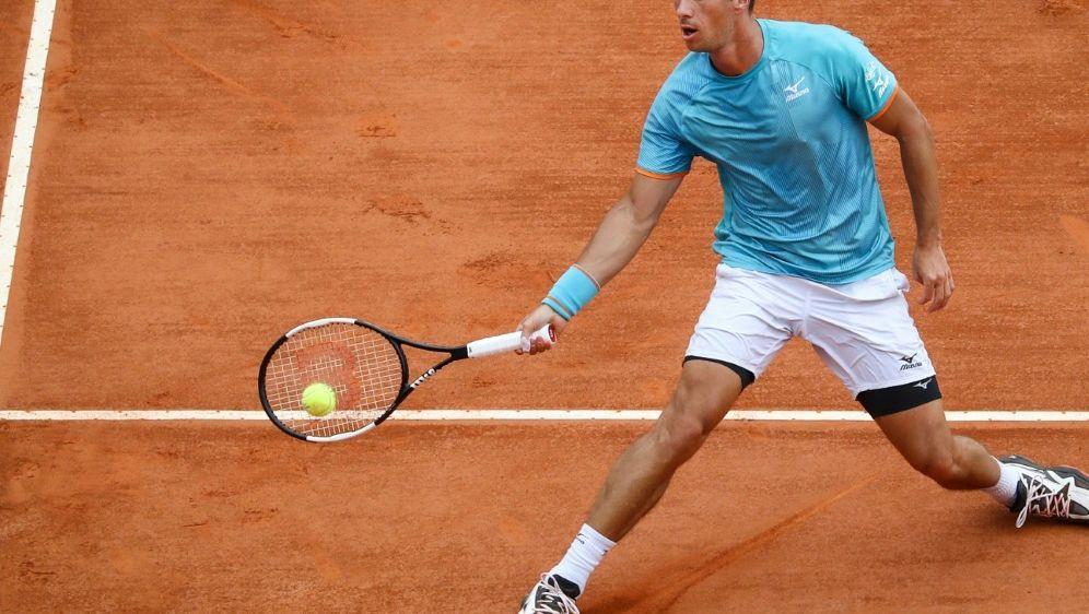 ATP-Masters: Kohlschreiber unterliegt Djokovic - Bildquelle: AFPSIDValery HACHE
