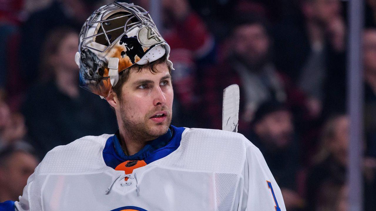 Platz 7: Thomas Greiss (New York Islanders/Eishockey) - Bildquelle: imago/Icon SMI