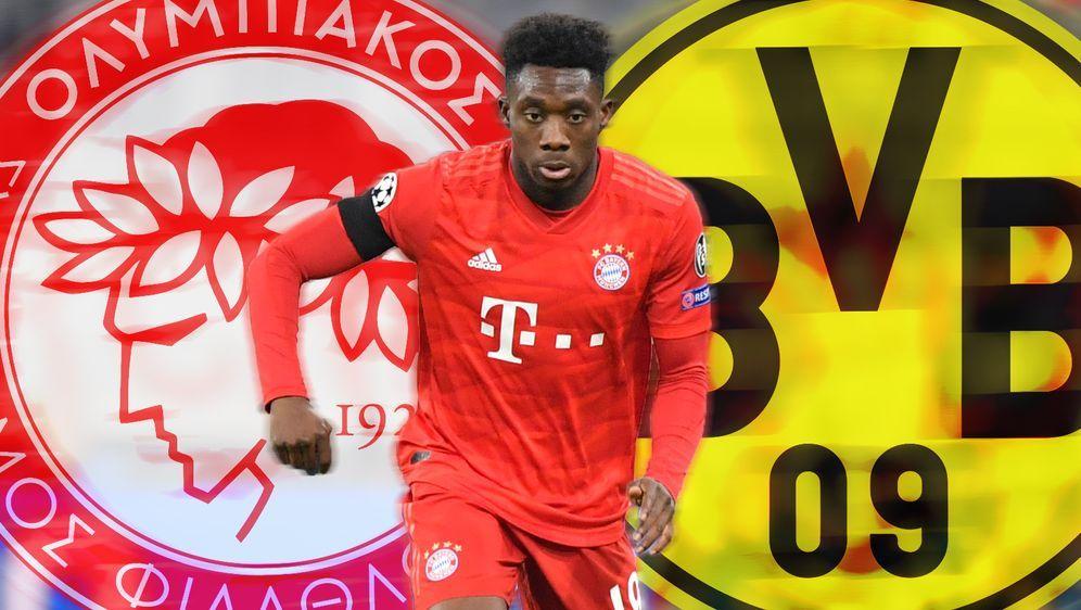 Alphonso Davies ist plötzlich Stammspieler beim FC Bayern - auch gegen den B... - Bildquelle: 2019 Getty Images