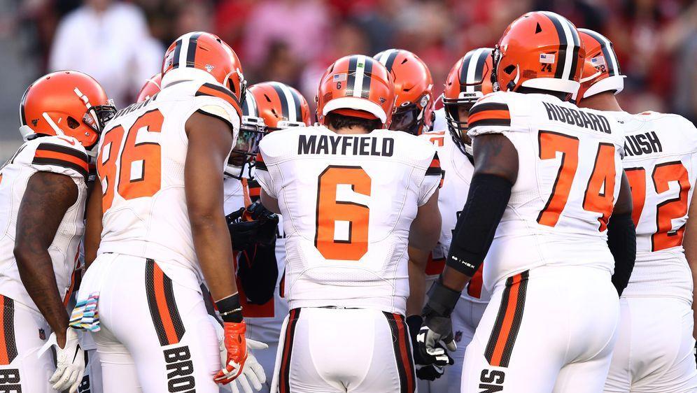 Bei den Browns läuft es nicht. - Bildquelle: 2019 Getty Images