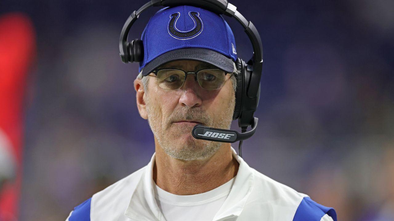 Frank Reich (Indianapolis Colts) - Bildquelle: 2021 Getty Images