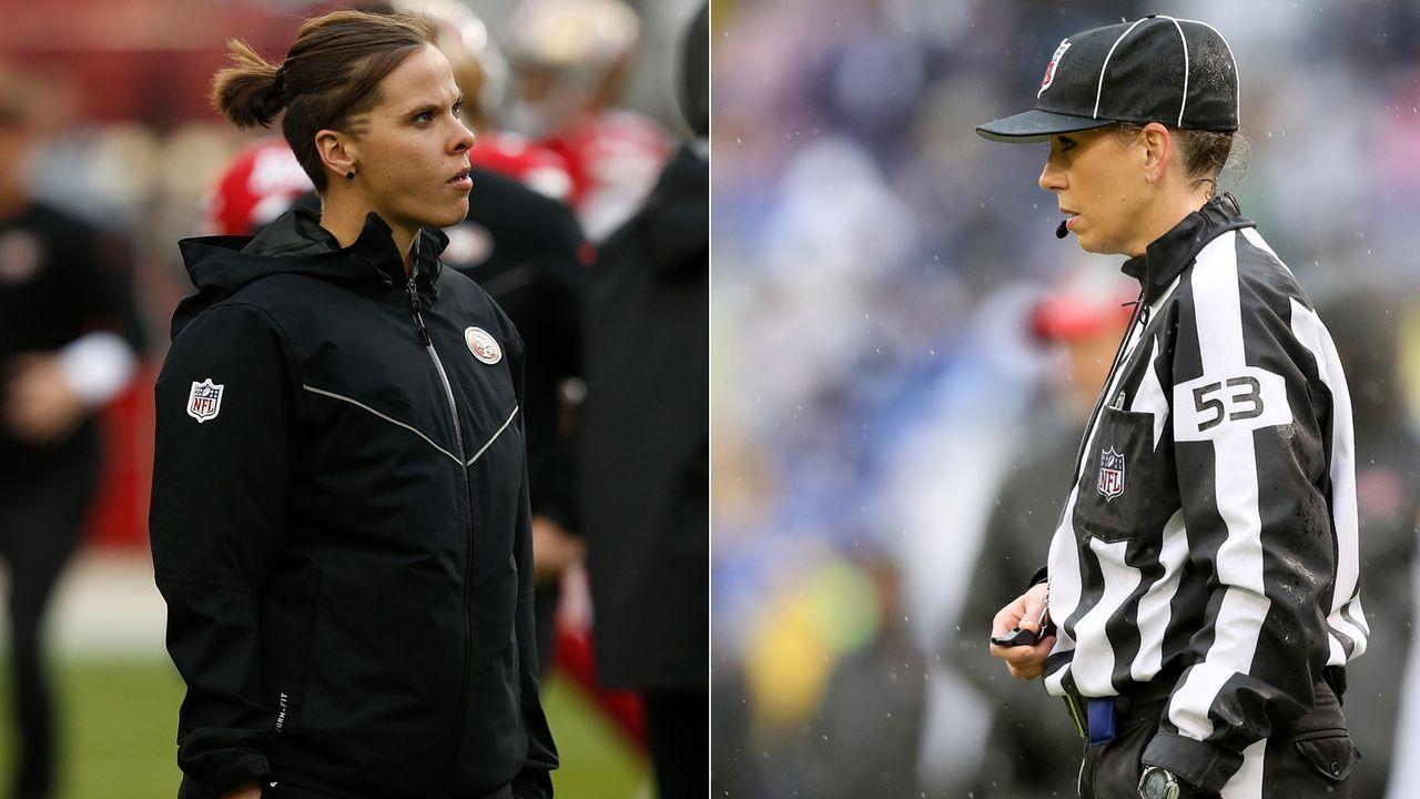 Diese Frauen prägen die NFL - Bildquelle: Getty Images