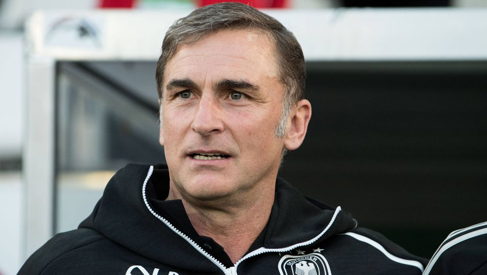 Bundestrainer Stefan Kuntz führte die U21 souverän zur EM-Endrunde 2019 in I... - Bildquelle: imago images / Sven Simon