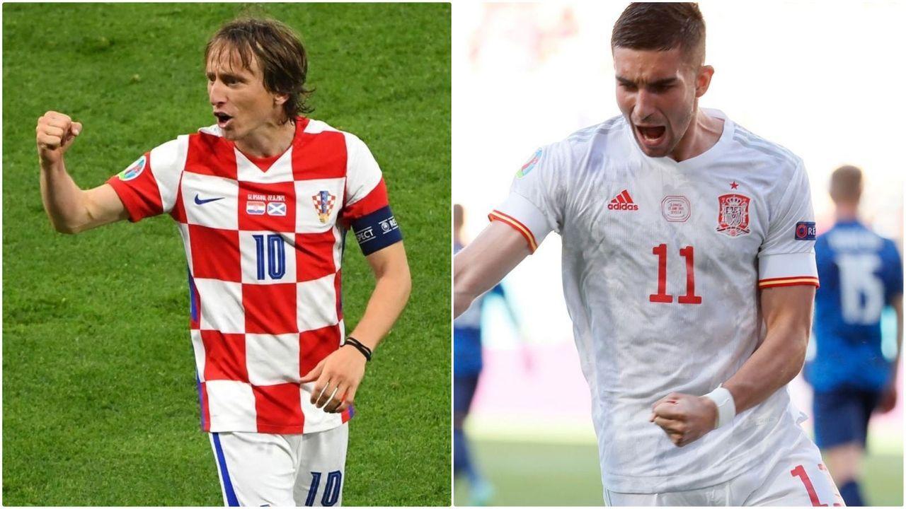 Kroatien vs. Spanien - Bildquelle: Getty Images/Getty Images