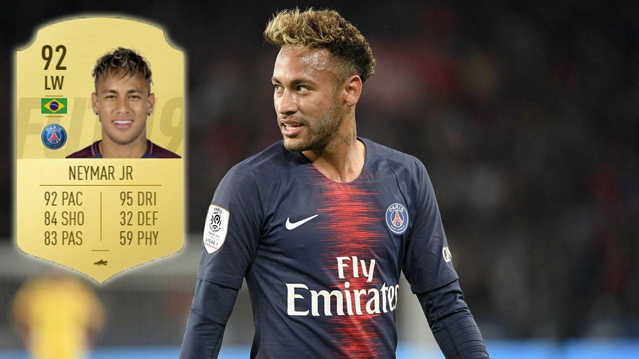 Neymar - Bildquelle: imago/PanoramiC