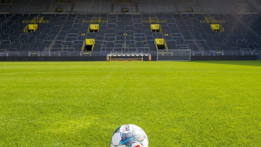 BVB äußert Unverständnis über Zuschauerverbot - Bildquelle: FIRO SportphotoFIRO SportphotoSID