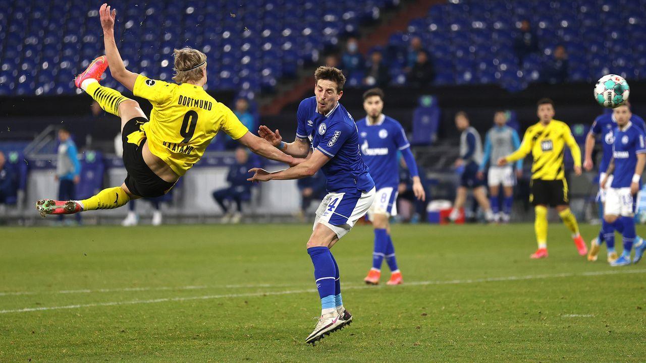 Einzelkritik Schalke-Dortmund - Bildquelle: Getty Images