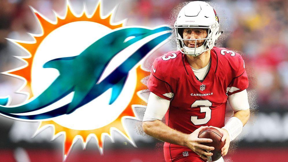 Josh Rosen könnte der neue Quarterback der Dolphins werden - Bildquelle: Getty/ran.de