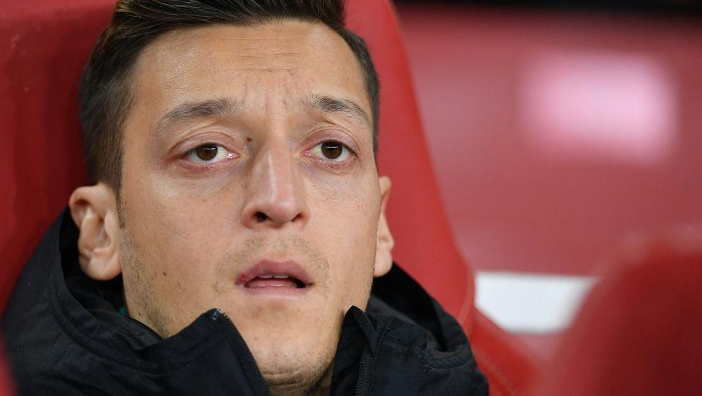 Özil reagiert auf seine Ausbootung bei Arsenal - Bildquelle: AFPSIDDANIEL LEAL-OLIVAS
