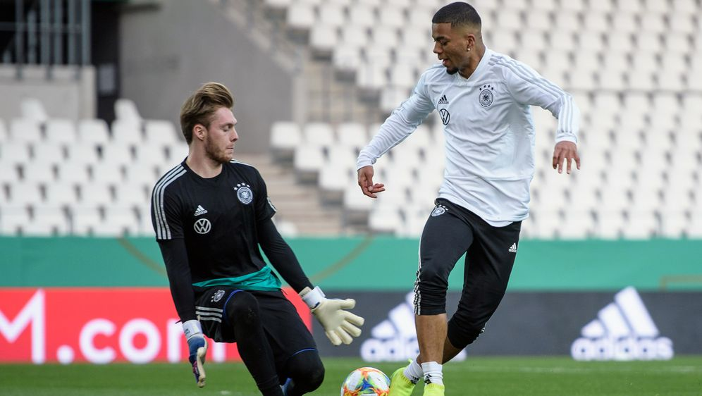 Henrichs war zuletzt 2017 für das DFB-Team aktiv - Bildquelle: Getty Images