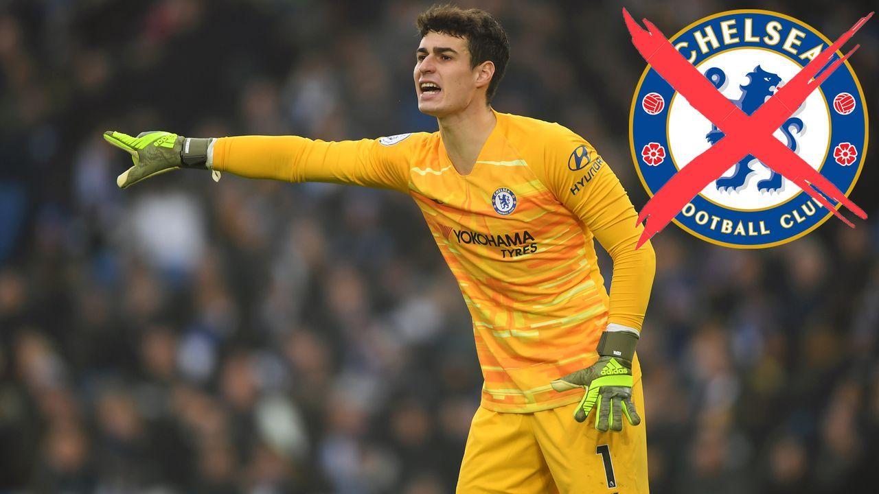 Kepa Arrizabalaga (FC Chelsea) - Bildquelle: 2020 Getty Images