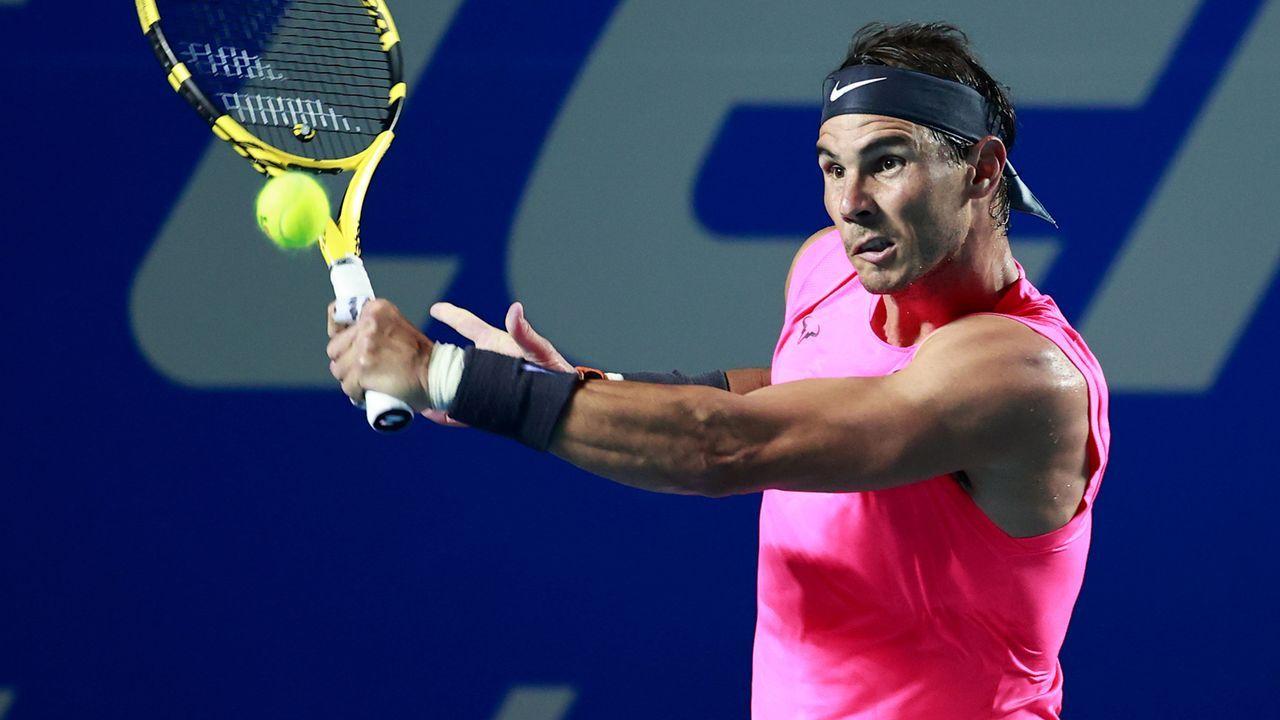 Rafael Nadal - Bildquelle: 2020 Getty Images