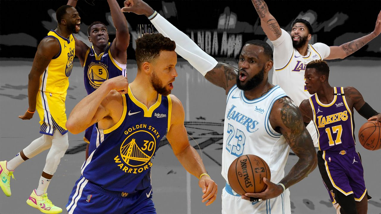 Golden State Warriors at Los Angeles Lakers - Bildquelle: 2020 Getty Images