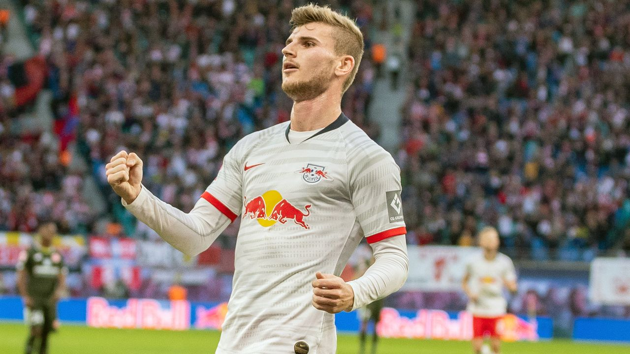 Timo Werner stellt Bundesliga-Bestmarke bei Torbeteiligungen ein - Bildquelle: 2019 Getty Images