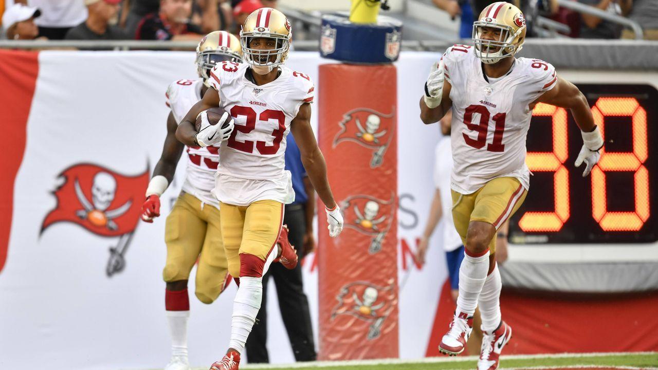 Defense: San Francisco 49ers - Bildquelle: imago images / Icon SMI