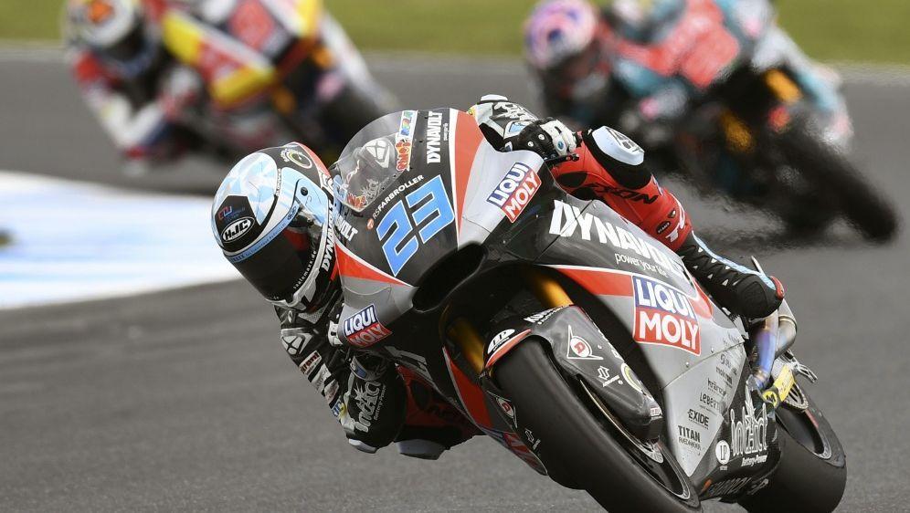 Nur Platz 15 für Marcel Schrötter in Jerez - Bildquelle: AFPSIDWILLIAM WEST
