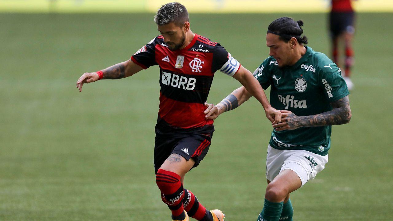 Arbeitsgericht verdonnert Flamengo zum Spielen - Jugend-Elf holt Remis - Bildquelle: imago images/Fotoarena