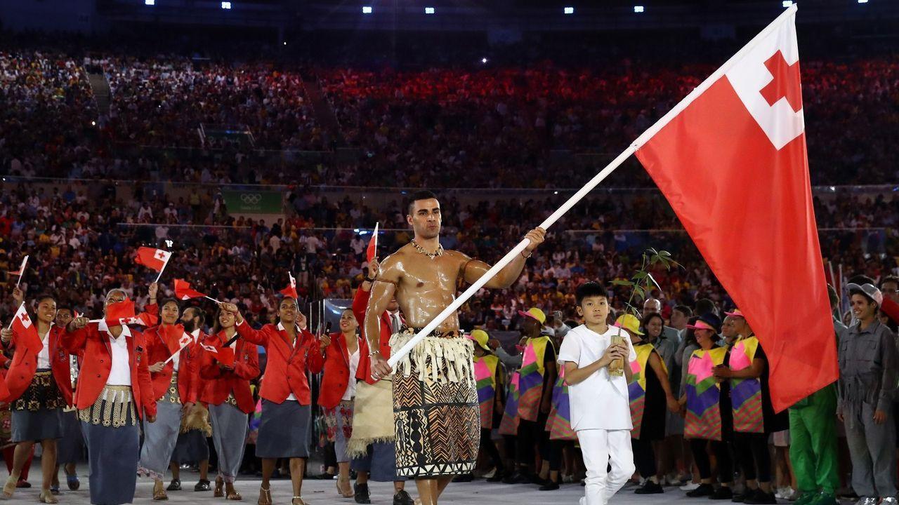 Erster Auftritt in Rio - Bildquelle: Getty