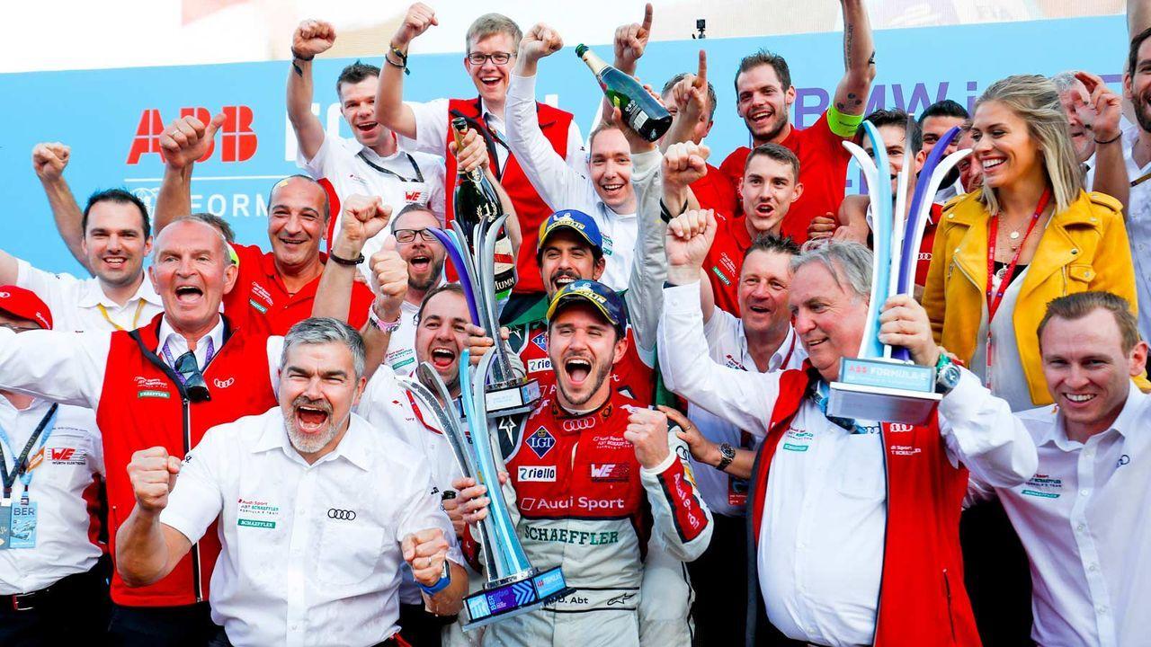 Kann Audi den Doppelsieg wiederholen? - Bildquelle: Getty