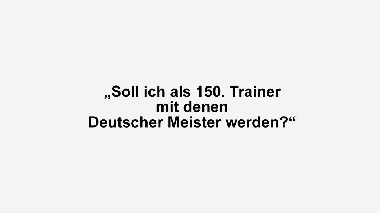 Die besten Sprüche von Kult-Trainer Peter Neururer