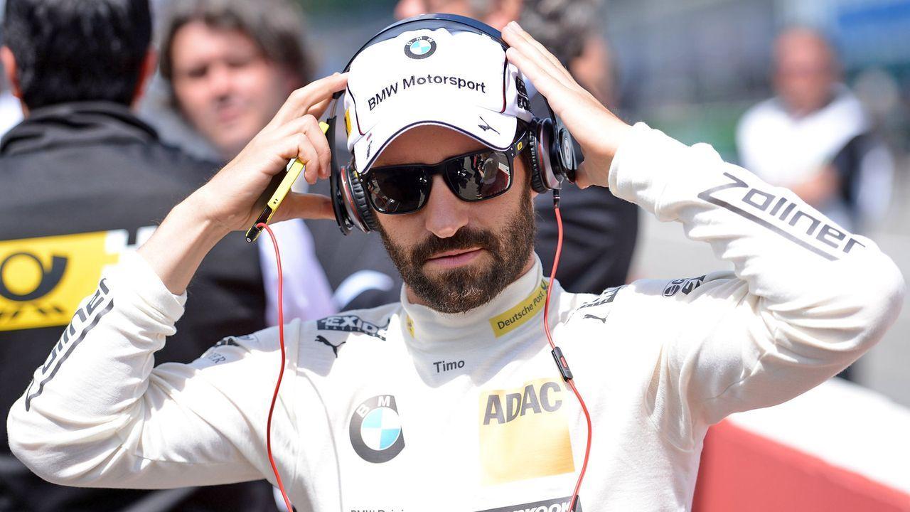 Timo Glock (BMW Team RMG)  - Bildquelle: getty