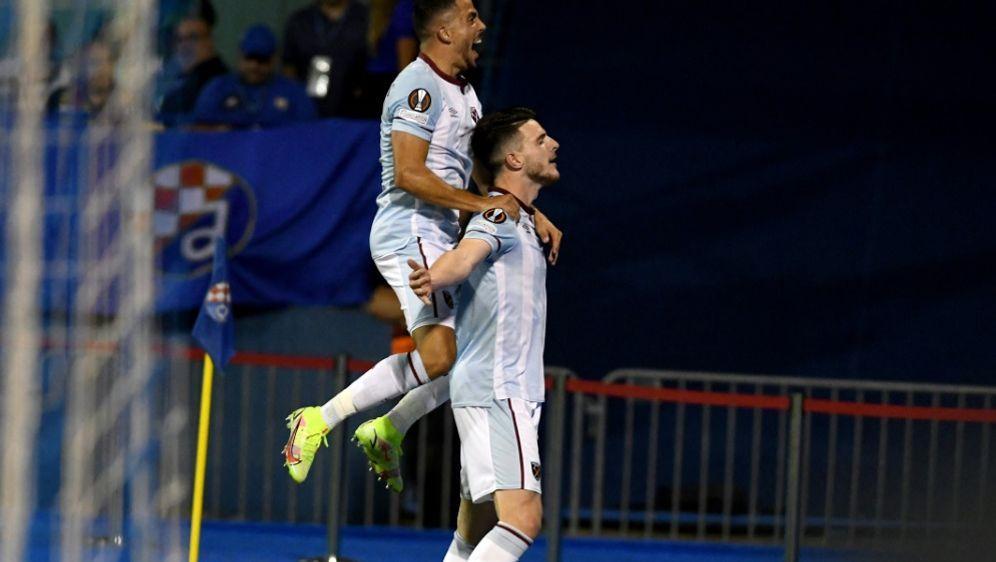 Europapokal: West Ham United gewinnt gegen Zagreb - Bildquelle: AFPSIDDENIS LOVROVIC