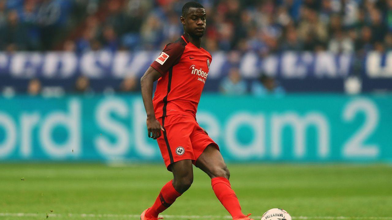 Platz 9 - Evan N'Dicka (Eintracht Frankfurt) - Bildquelle: 2019 Getty Images