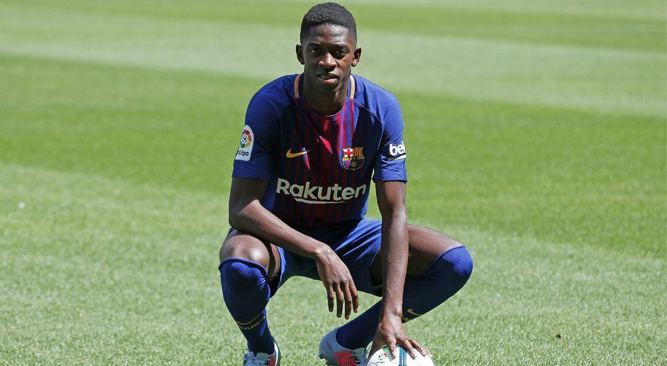 Ousmane Dembele - Bildquelle: imago/ZUMA Press