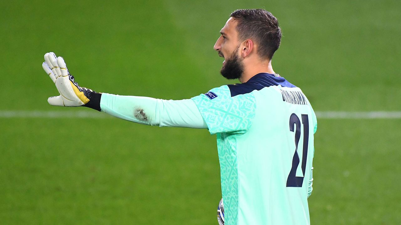Gianluigi Donnarumma (21) - Bildquelle: 2020 Getty Images