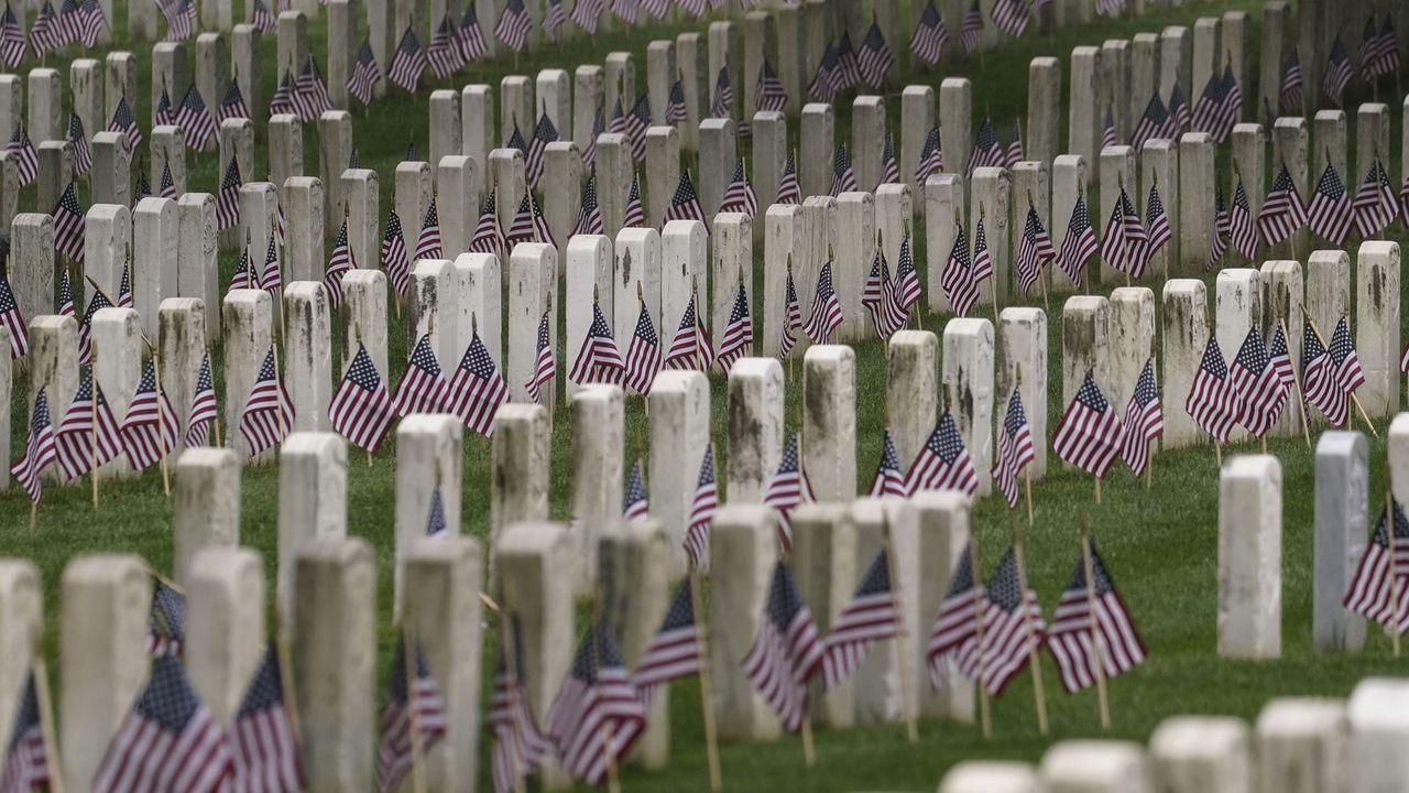 Memorials - Bildquelle: Getty Images