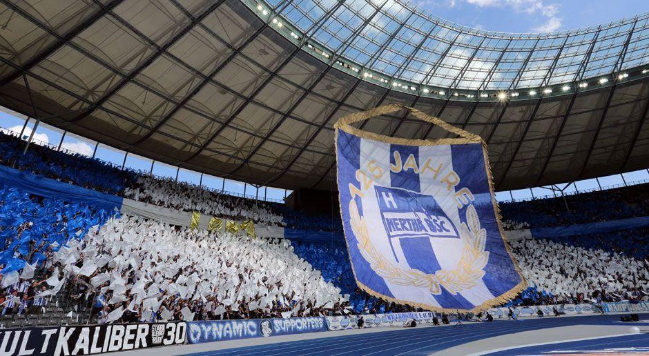 Hertha BSC zum 125. Vereinsjubiläum - Bildquelle: imago/Contrast
