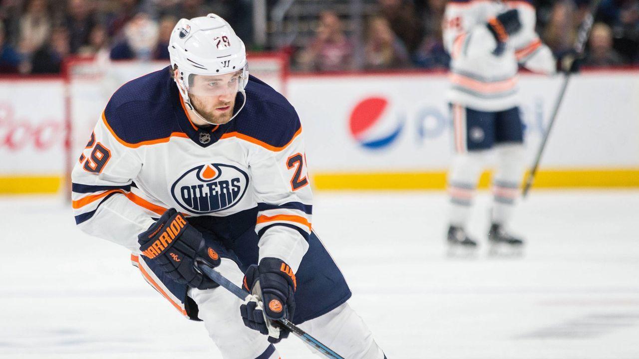 Platz 2: Leon Draisaitl (Edmonton Oilers/Eishockey) - Bildquelle: imago