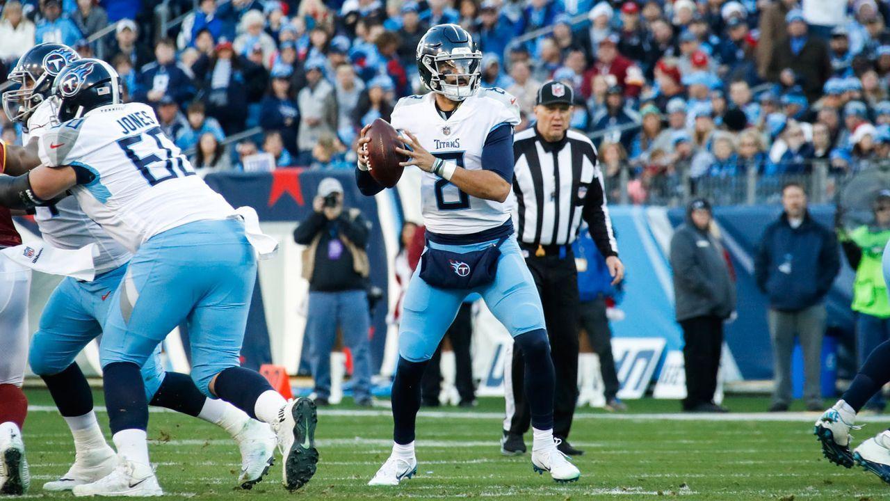 Tennessee Titans: 6 Picks - Bildquelle: 2018 Getty Images