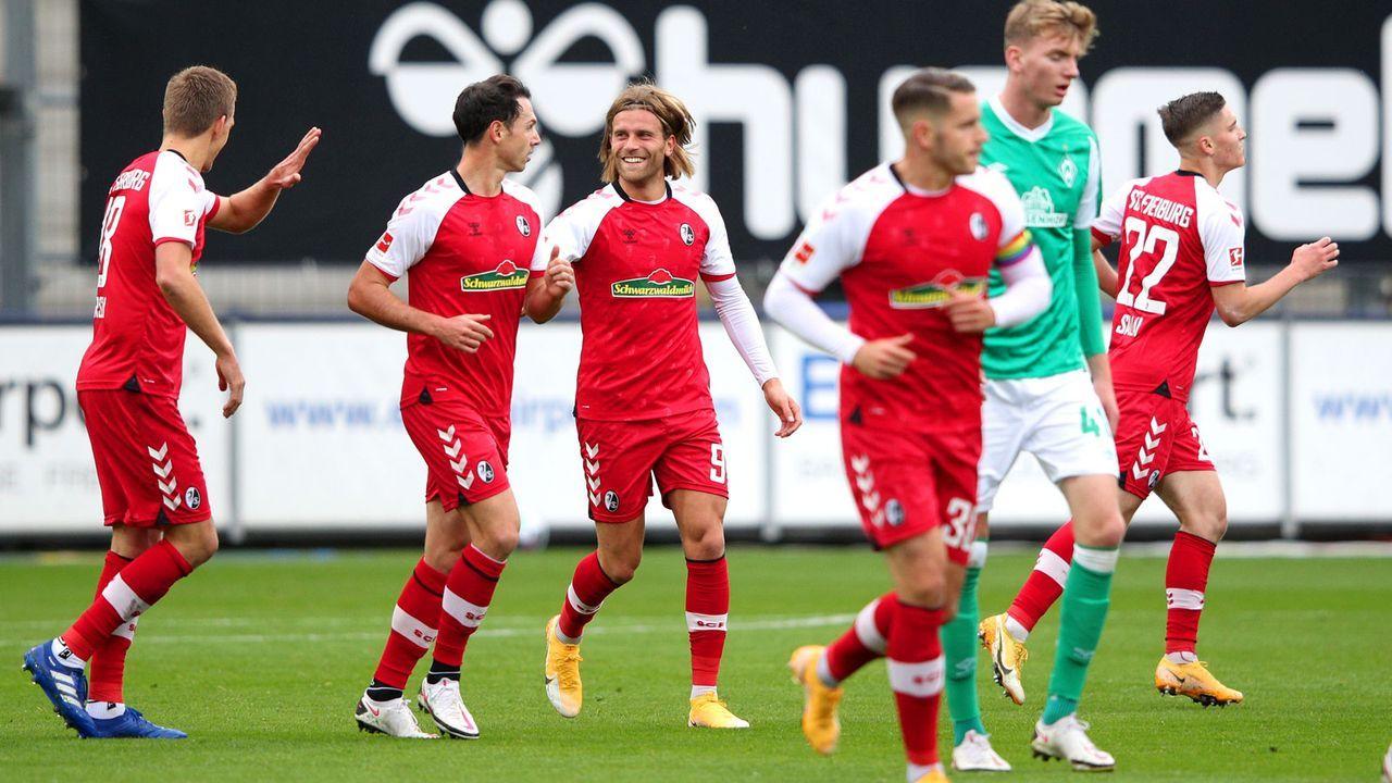 Platz 11: SC Freiburg - Bildquelle: Getty Images