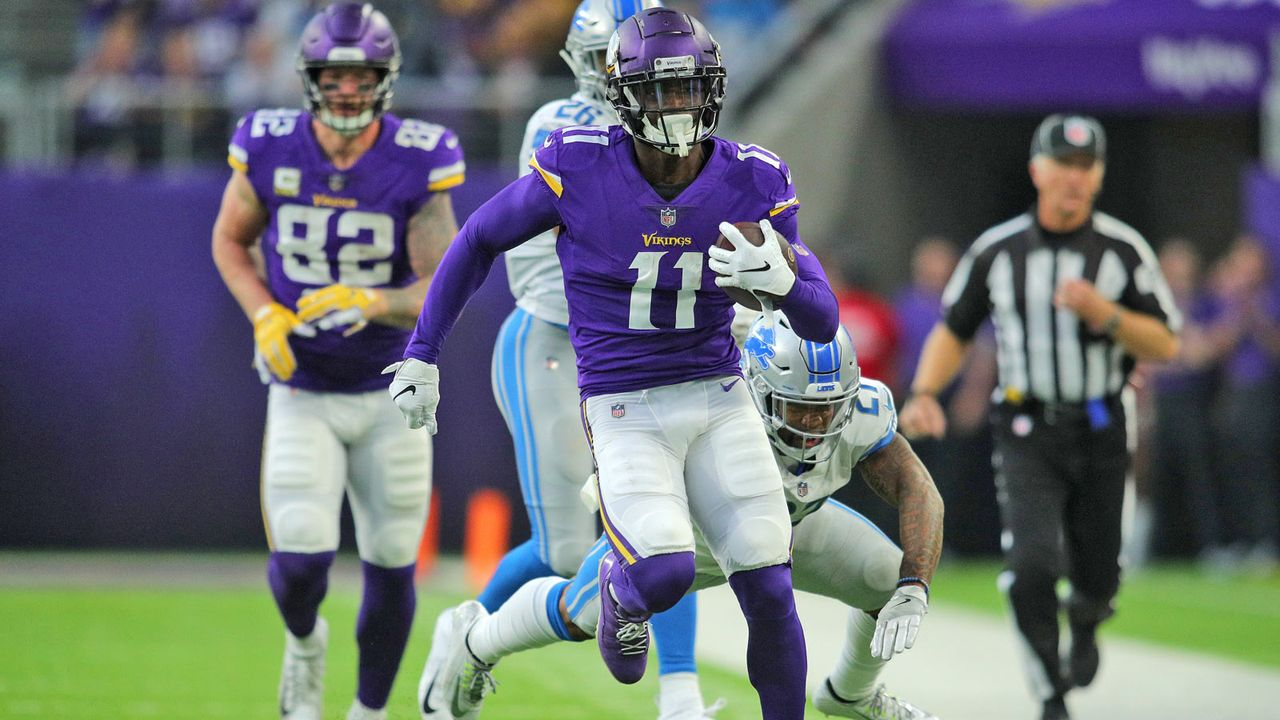 Laquon Treadwell (Minnesota Vikings) - Bildquelle: Getty