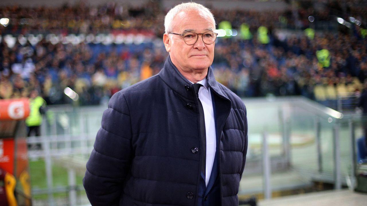 Platz 8: Claudio Ranieri (vereinslos) - Bildquelle: imago images / Independent Photo Agency