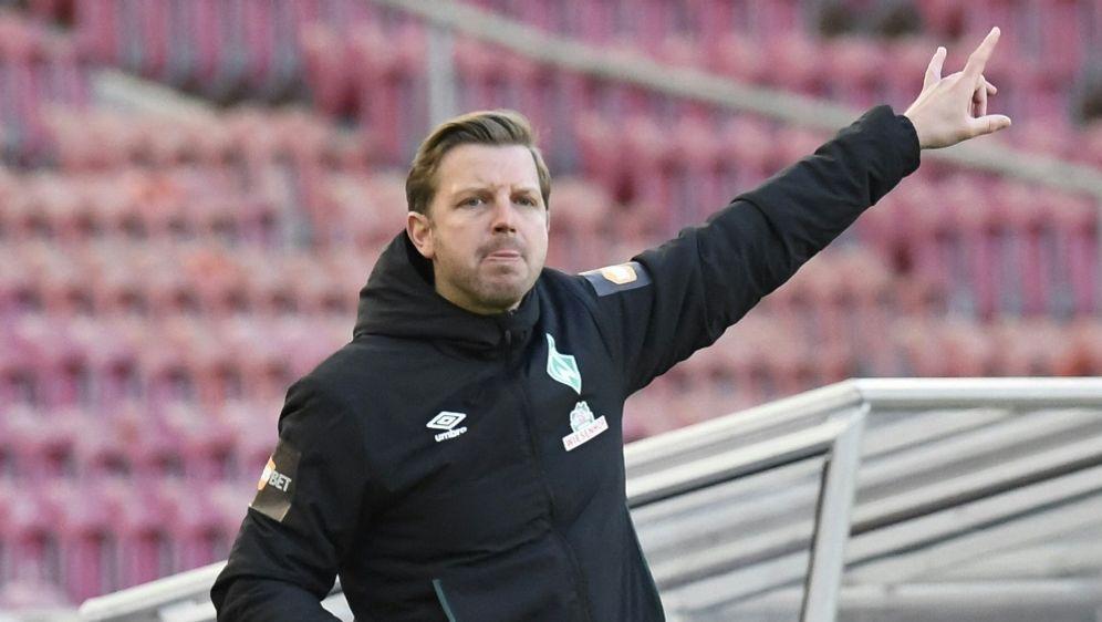 Kohfeldt erwartet von seiner Mannschaft eine Reaktion - Bildquelle: AFP SIDTHOMAS KIENZLE