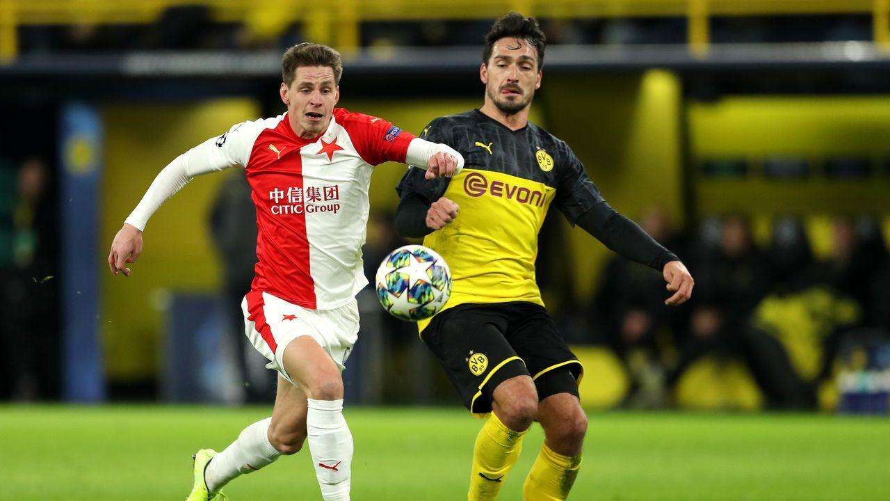 Mats Hummels (Borussia Dortmund) - Bildquelle: Getty Images