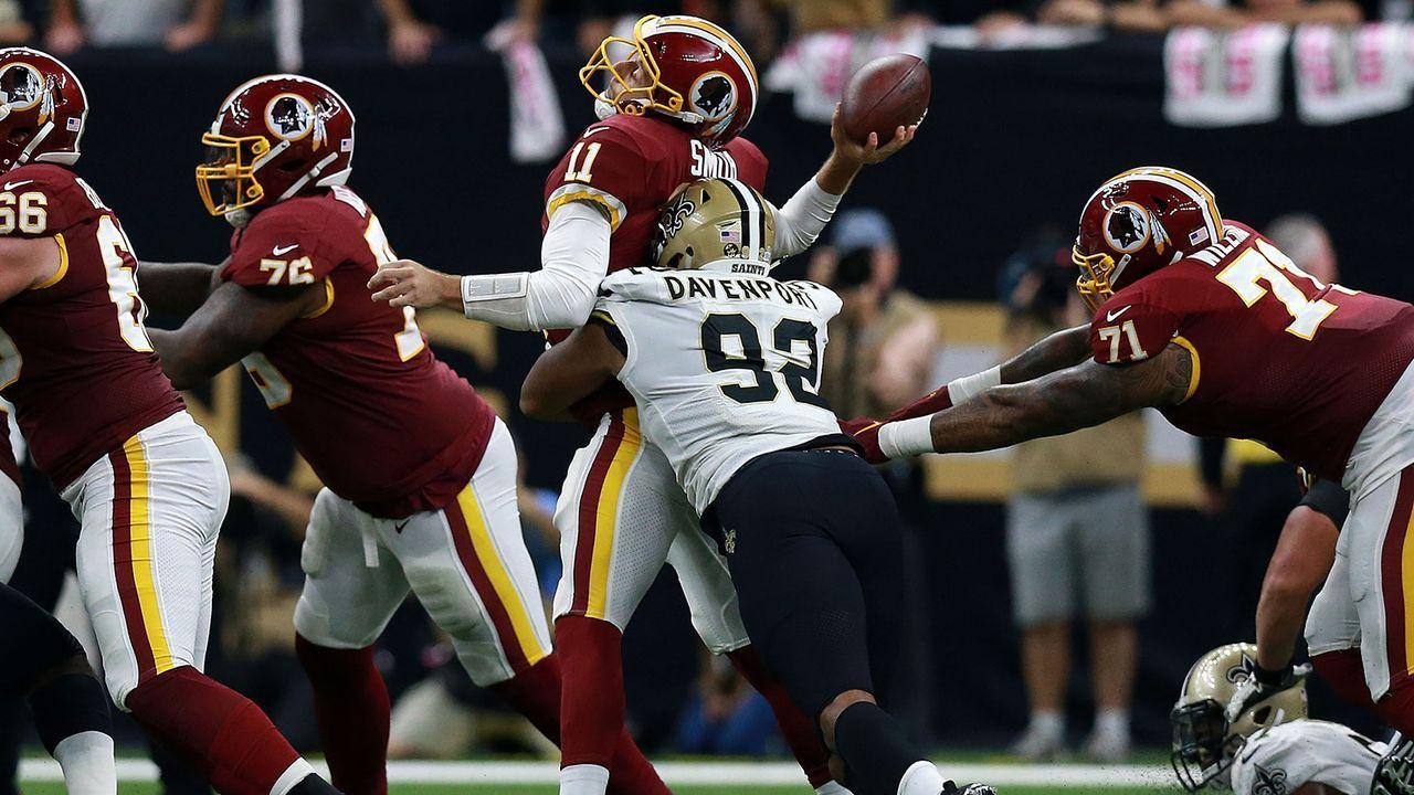 Marcus Davenport (New Orleans Saints) - Bildquelle: Getty Images