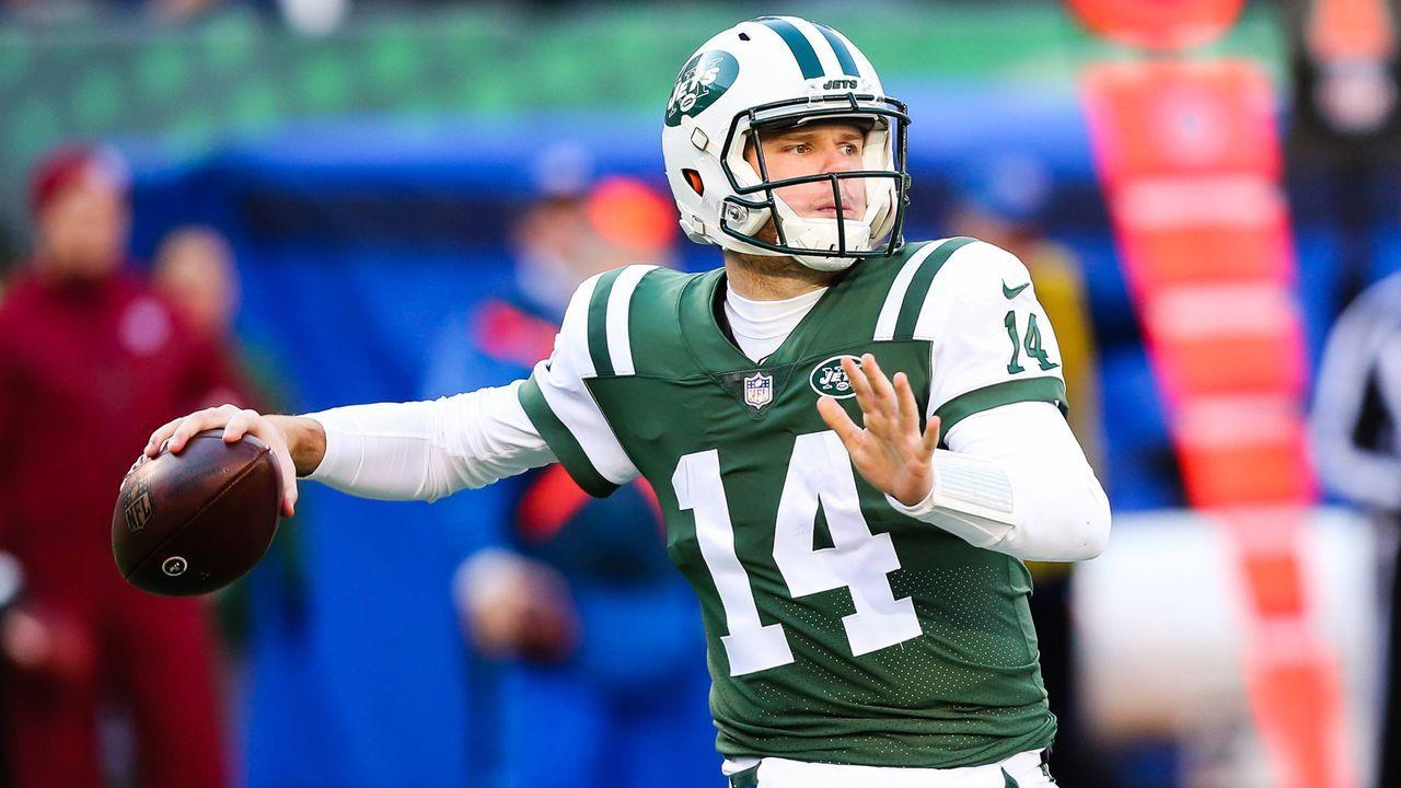 Pick 3: Sam Darnold (Quarterback, New York Jets) - Bildquelle: imago/Icon SMI