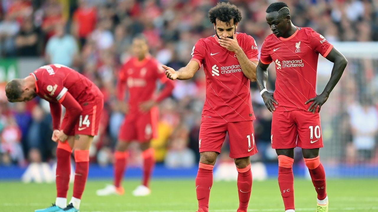Platz 6 - FC Liverpool (England) - Bildquelle: 2021 Getty Images