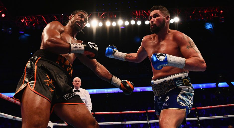David Haye vs. Tony Bellew II - Bildquelle: 2017 Getty Images