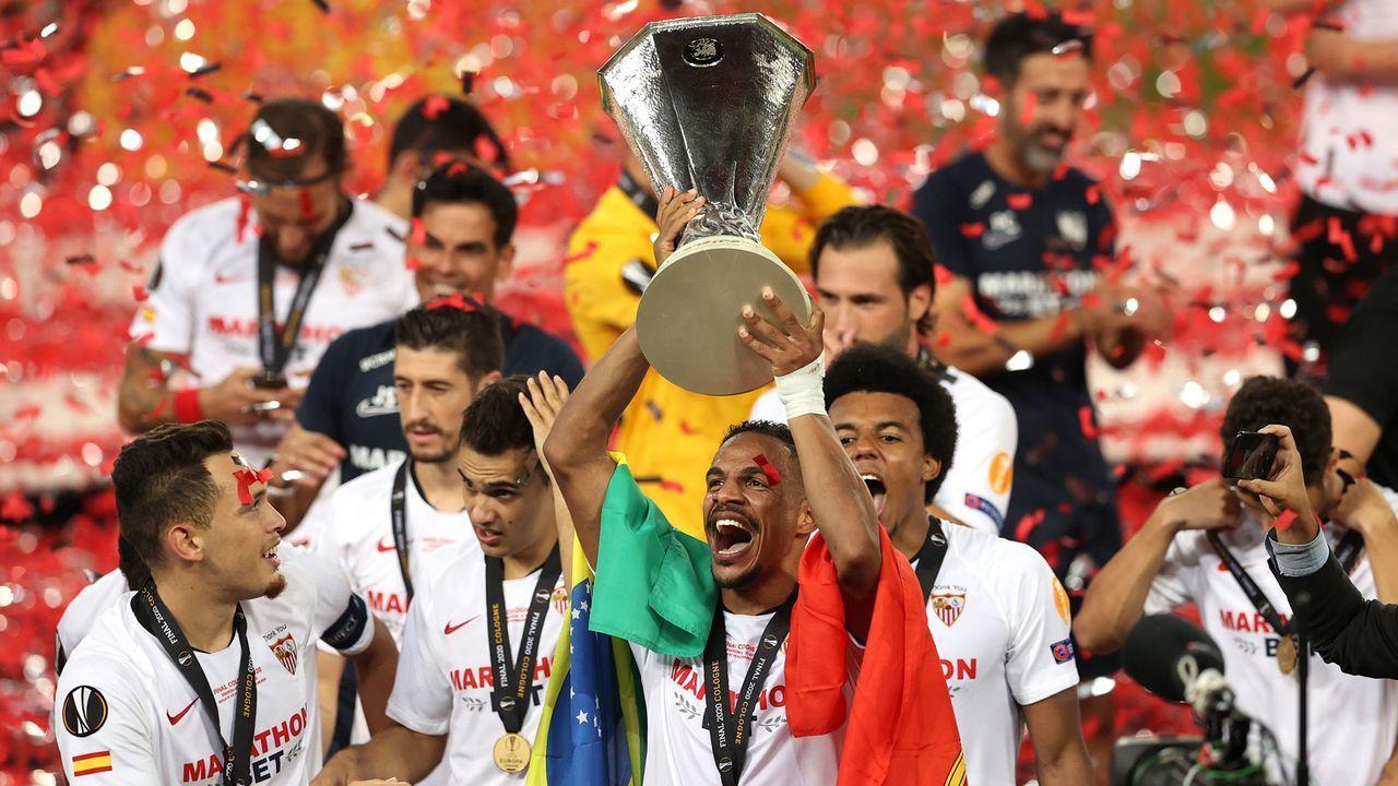 Sechster Europa-League-Titel in 15 Jahren! So spaziert der FC Sevilla durch Europa - Bildquelle: 2020 Getty Images