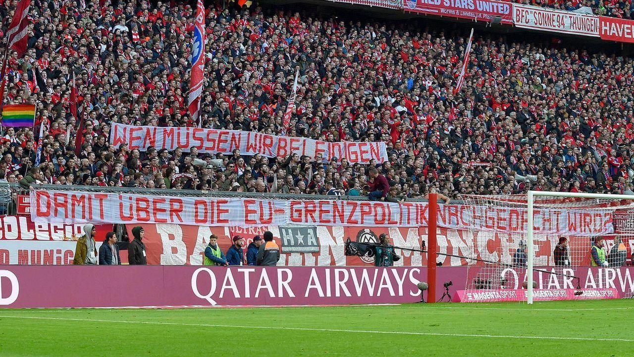 Fans des FC Bayern München - Bildquelle: imago images/MIS