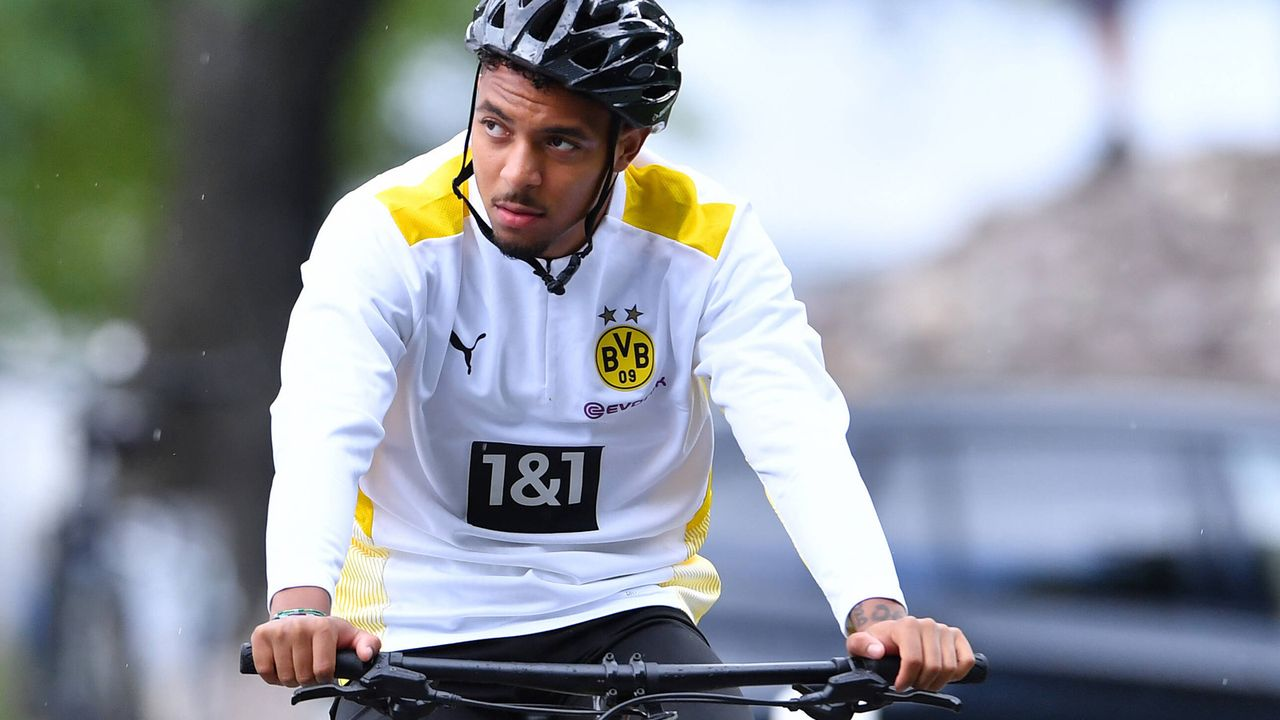 Donyell Malen (Borussia Dortmund) - Bildquelle: imago images/Revierfoto