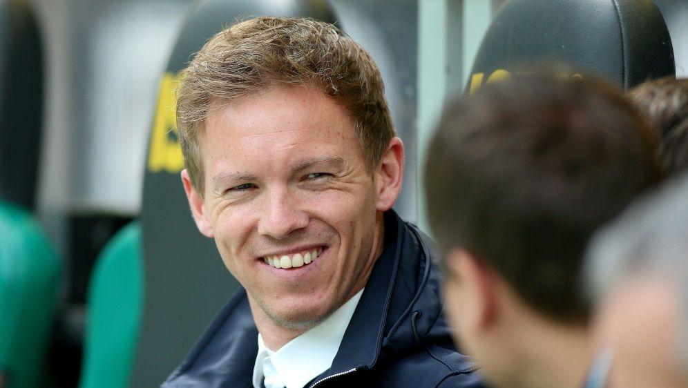 Nagelsmann will seine Ideen bei RB Leipzig einbringen - Bildquelle: FIROFIROSID