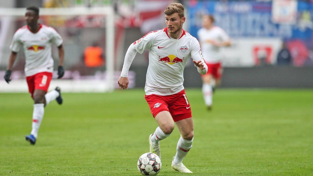 Timo Werner (RB Leipzig) - Bildquelle: imago