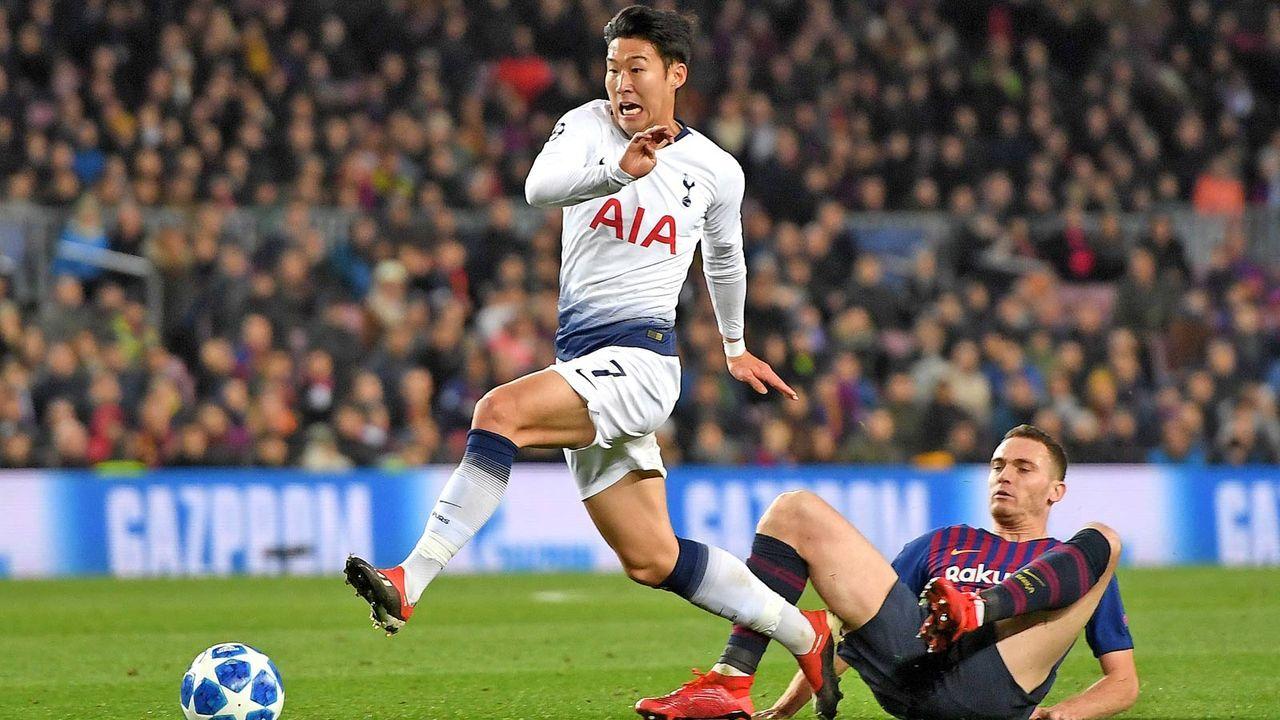 Platz 5: Heung-min Son - Bildquelle: Getty Images