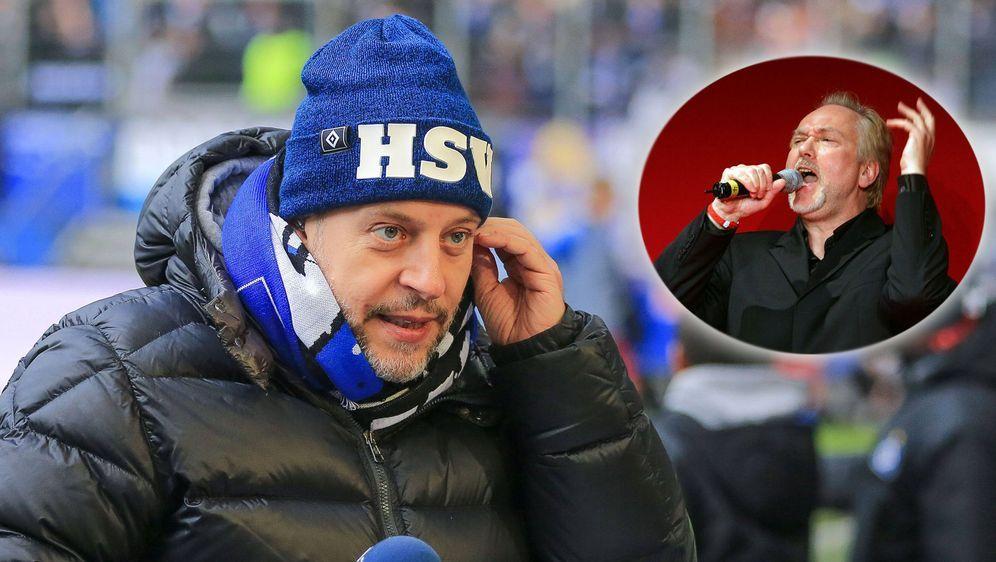 Lotto King Karl und Joachim Witt präsentieren neue HSV-Hymne - Bildquelle: imago/Oliver Ruhnke