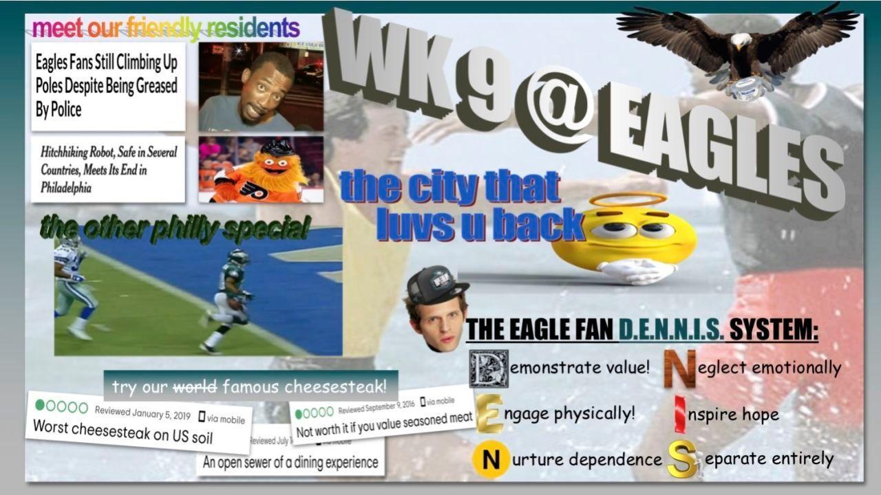 Week 9: @ Philadelphia Eagles  - Bildquelle: Los Angeles Chargers